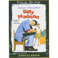 Billy Madison Widescreen Special Edition On DVD With Adam Sandler - EE715759