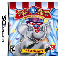 Ringling Bros And Barnum And Bailey Circus Friends: Asian Elephants - EE715803