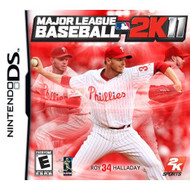 Major League Baseball 2K11 For Nintendo DS DSi 3DS 2DS - EE715805