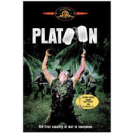 Platoon On DVD With Charlie Sheen - EE715822