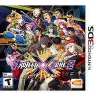 Project X Zone 2 Nintendo For 3DS Fighting - EE715829