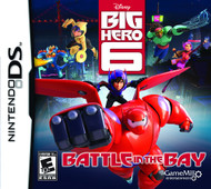Big Hero 6 Game Nintendo For 3DS - EE715831