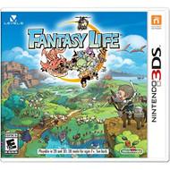 Fantasy Life Game For 3DS RPG - EE715832