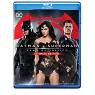 Batman V Superman: Dawn Of Justice Ultimate Edition Blu-Ray On Blu-Ray - EE715841