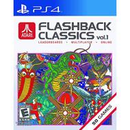 Atari Flashback Classics: Volume 1 For PlayStation 4 PS4 Arcade - EE715878