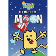 WoW! WoW! Wubbzy!: Fly US To The Moon On DVD with - - XX610497