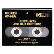 Maxell 2.0GB 91.5M HS-4/90S 4MM Data Cartridge For Helical Scan Drives - EE715904