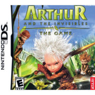 Arthur And The Invisibles For Nintendo DS DSi 3DS 2DS With Manual and - EE715923