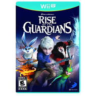Rise Of The Guardians: The Video Game For Wii U With Manual and Case - EE715931