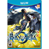 Bayonetta 2 Single Disc For Wii U - EE715949