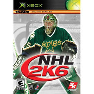 NHL 2K6 Xbox For Xbox Original Hockey With Manual and Case - EE715969