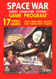 Space War 2600 For Atari Vintage - EE641789