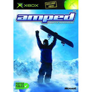 Amped: Freestyle Snowboarding For Xbox Original With Manual and Case - EE716017