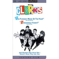 Clerks UMD For PSP With Manual and Case - EE716032