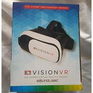 Soundlogic Visionvr Virtual Reality Headset Multicolor RUW120 - EE716055