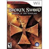 Broken Sword: Shadow Of The Templars For Wii - EE716072