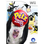 Petz Crazy Monkeyz For Wii And Wii U - EE716073