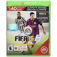 FIFA 15 Ultimate Edition Xbox One For Xbox One Soccer - EE716082