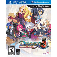 Disgaea 3: Absence Of Detention PlayStation Vita For Ps Vita Strategy - EE716126