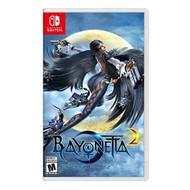 Bayonetta 2 Nintendo Switch Physical Game Card Racing - EE716129