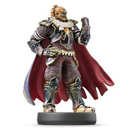 Amiibo Super Smash Bros Ganondorf Figure For Nintendo Wii U / 3DS - EE716147