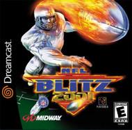NFL Blitz 2001 For Sega Dreamcast Football - EE716156