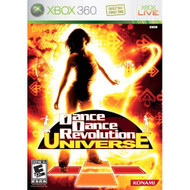 Dance Dance Revolution Universe For Xbox 360 Music - EE590519