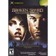 Broken Sword: The Sleeping Dragon Xbox For Xbox Original With Manual - EE716175