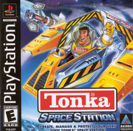 Tonka Space Station For PlayStation 1 PS1 With Manual and Case - EE716189