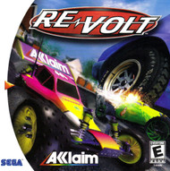 Re-Volt For Sega Dreamcast With Manual and Case - EE716193
