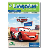 Leapfrog Leapster Learning Game Cars Supercharged For Leap Frog - EE716201