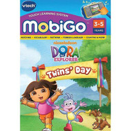 Mobigo: Dora The Explorer Twins' Day For Vtech - EE716205