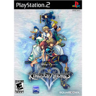 Kingdom Hearts II Original Black Label Version For PlayStation 2 PS2 - EE716215