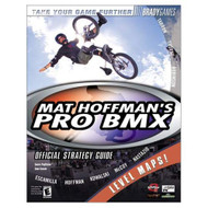 Mat Hoffman's Pro BMX Official Strategy Guide Bradygames Take Your - EE716243