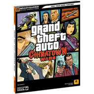 Grand Theft Auto: Chinatown Wars Official Stategy Guide Official - EE716252
