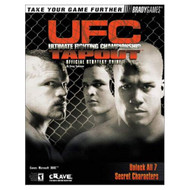 Ultimate Fighting Championship: Tapout Official Strategy Guide - EE716248