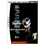Virtua Fighter 3TB Official Strategy Guide Brady Games - EE716255