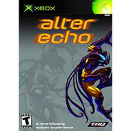 Alter Echo For Xbox Original With Manual and Case - EE716275