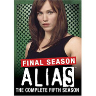 Alias The Complete Fifth Season On DVD With Jennifer Garner - EE716281