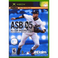 All-Star Baseball 2005 For Xbox Original With Manual and Case - EE716318