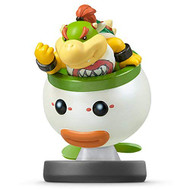 Bowser Jr Amiibo Japan Import Super Smash Bros Series Figure Character - EE716342