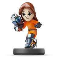 Nintendo Mii Gunner Amiibo Super Smash Bros Series For Wii U Figure - EE716353