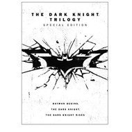 The Dark Knight Trilogy Special Edition DVD On DVD - EE716365