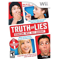 Truth Or Lies For Wii And Wii U - EE716366
