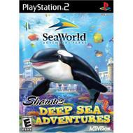 Seaworld Adventure Parks Shamu's Deep Sea Adventure For PlayStation 2 - EE716390