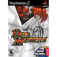 Duel Masters For PlayStation 2 PS2 Fighting With Manual and Case - EE716391