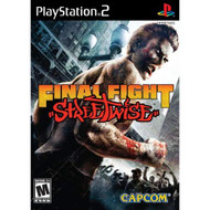Final Fight: Streetwise For PlayStation 2 PS2 With Manual and Case - EE716393