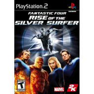 Fantastic 4: Rise Of The Silver Surfer For PlayStation 2 PS2 - EE598438