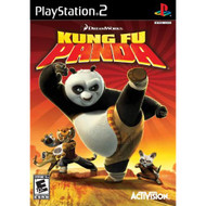 Kung Fu Panda For PlayStation 2 PS2 With Manual and Case - EE716408