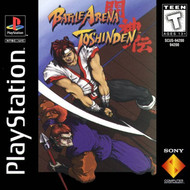 Battle Arena Toshinden For PlayStation 1 PS1 Fighting With Manual and - EE716426